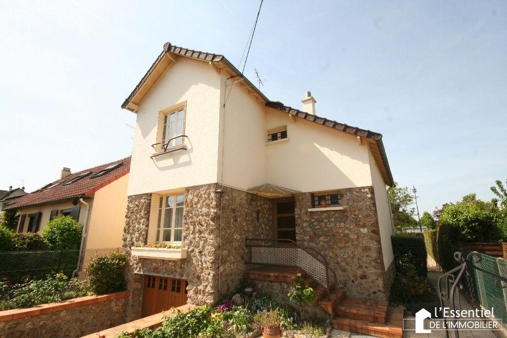 A vendre maison 102 m2 –  VERNEUIL SUR SEINE