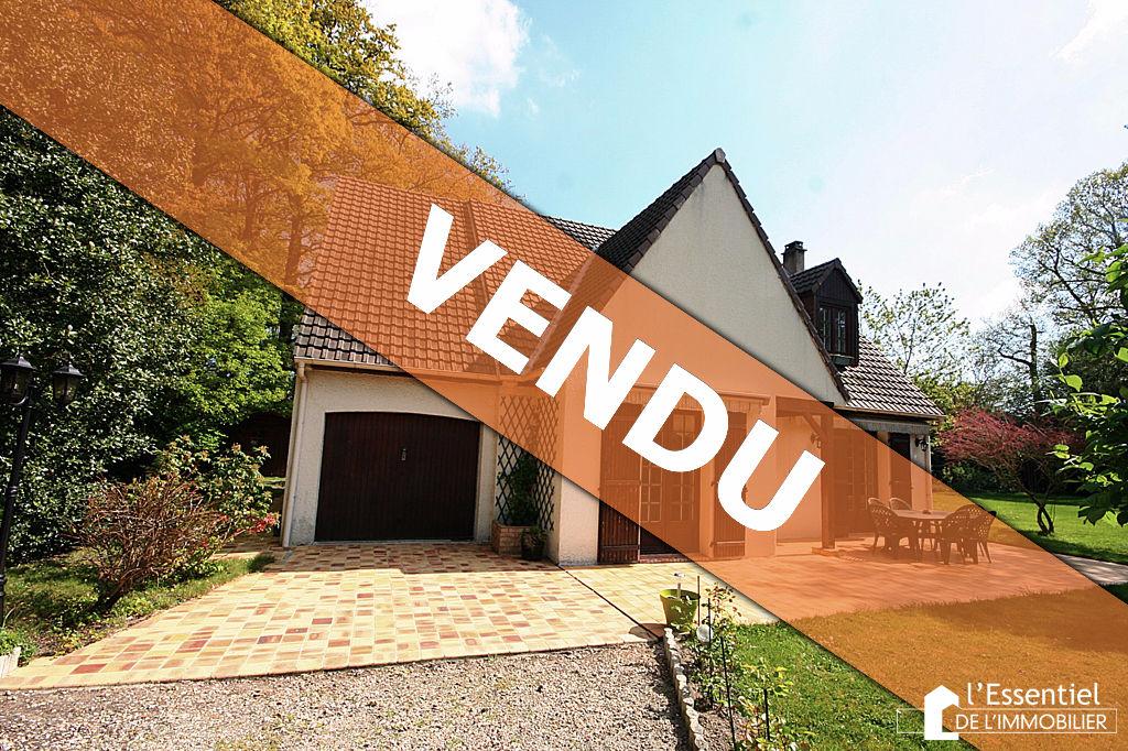 A vendre maison 129 m2 –  TRIEL SUR SEINE