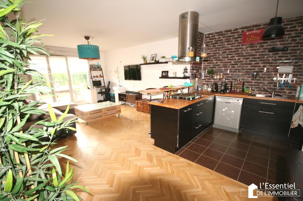 A vendre appartement 68 m2 –  VERNEUIL SUR SEINE