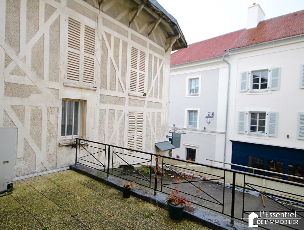 A vendre appartement 36 m2 –  SAINT GERMAIN EN LAYE