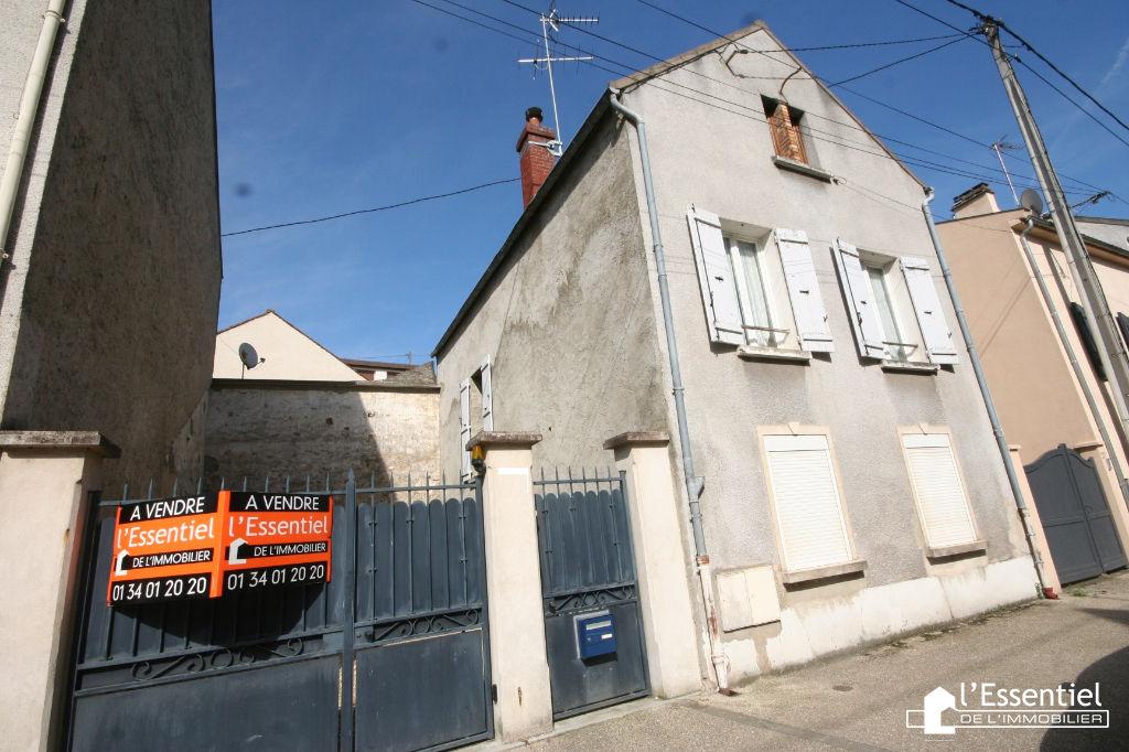 A vendre maison 100 m2 –  VAUX SUR SEINE