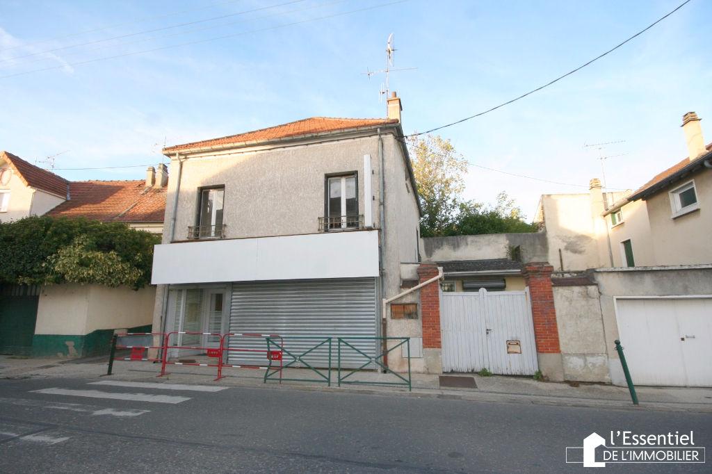 A vendre maison 158 m2 –  VAUX SUR SEINE