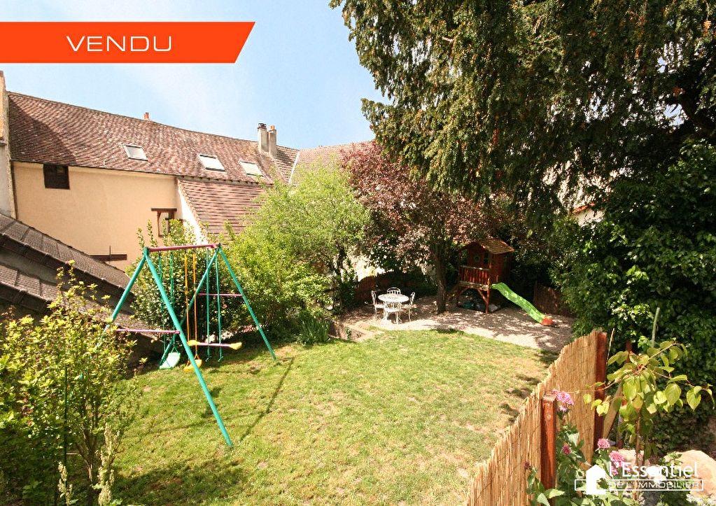A vendre maison 154 m2 –  VAUX SUR SEINE
