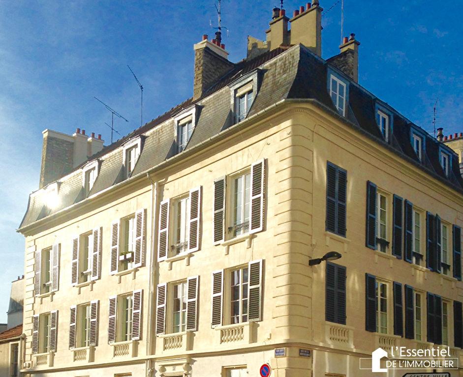 A vendre appartement 86 m2 –  SAINT GERMAIN EN LAYE