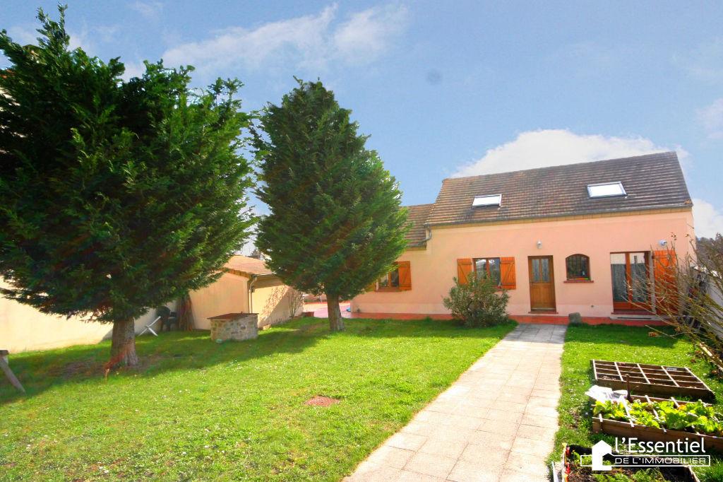 A vendre maison 117 m2 –  VAUX SUR SEINE