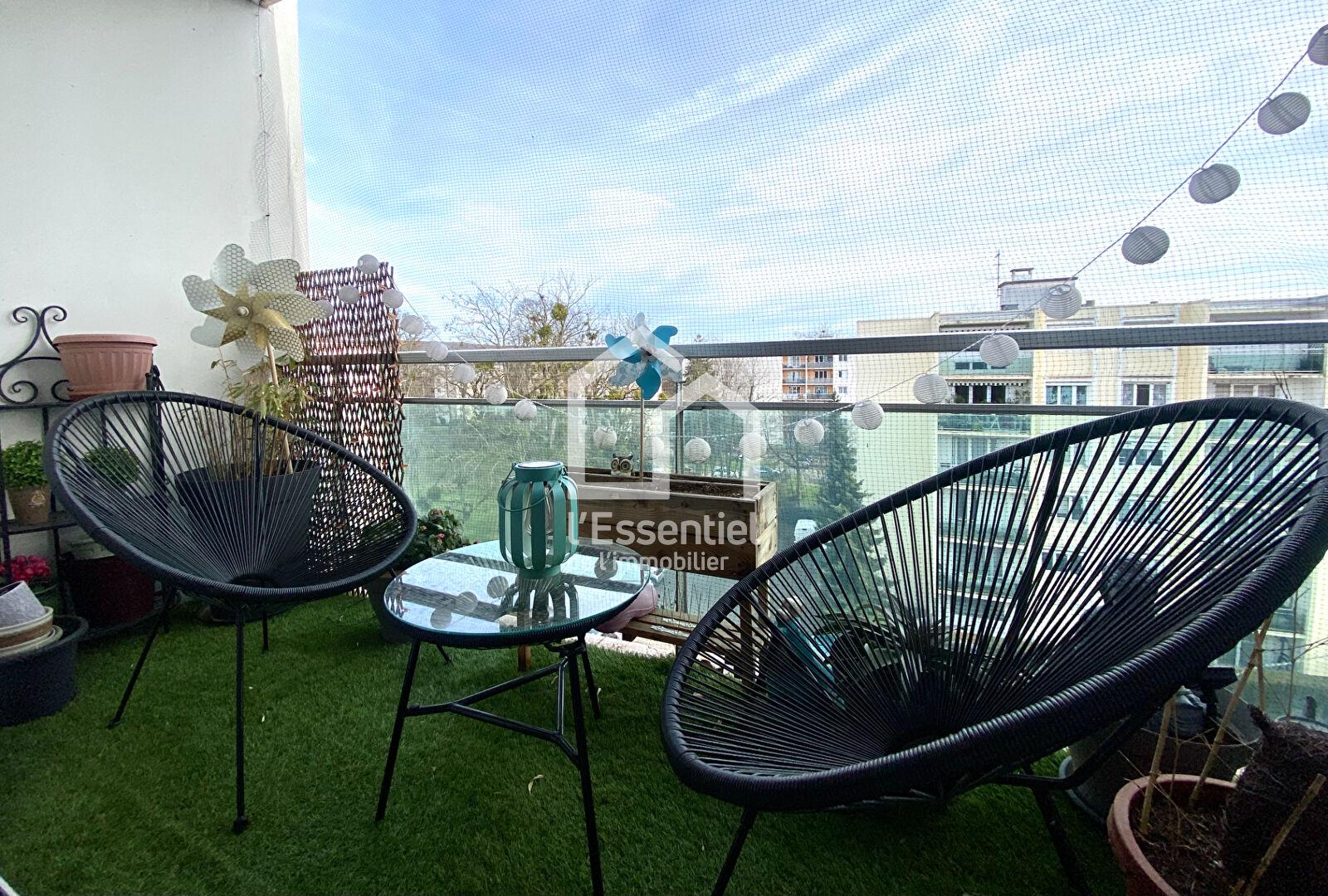 VENDU appartement 99 m2 –  VERNEUIL SUR SEINE