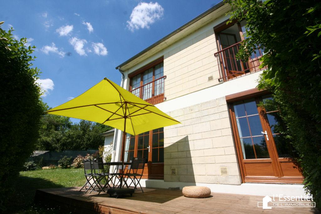 A vendre maison 138 m2 –  TRIEL SUR SEINE