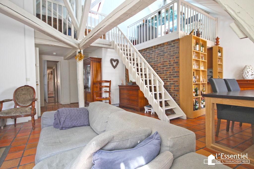 A vendre appartement 120 m2 –  SAINT GERMAIN EN LAYE