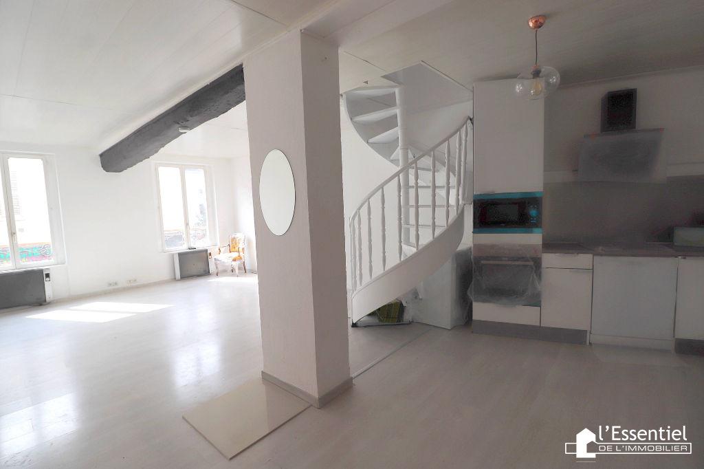 A vendre appartement 98 m2 –  TRIEL SUR SEINE