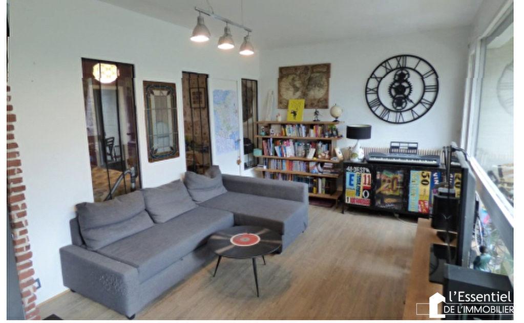 A vendre appartement 49 m2 –  LE PECQ