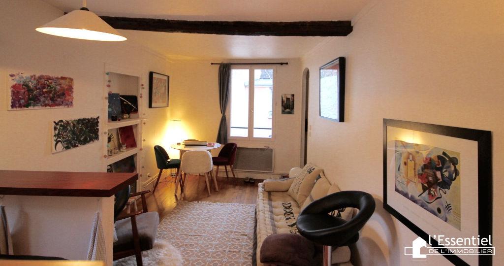 A vendre appartement 30 m2 –  SAINT GERMAIN EN LAYE