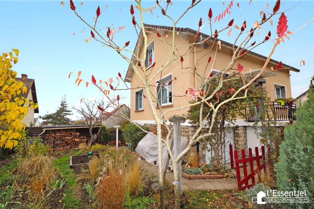 A vendre maison 97 m2 –  TRIEL SUR SEINE