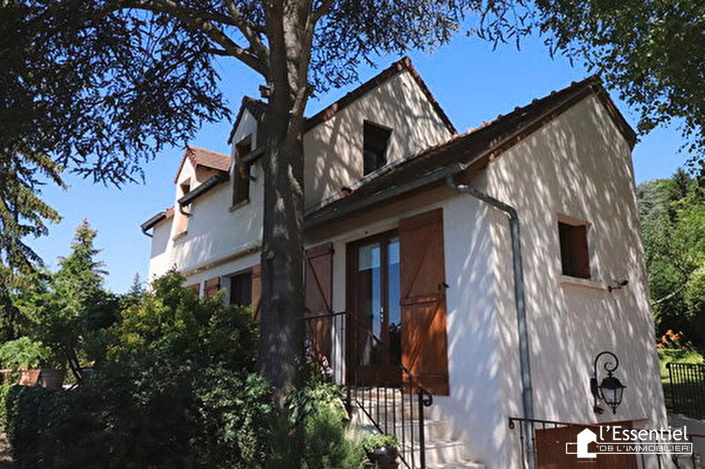 A vendre maison 90 m2 –  VAUX SUR SEINE