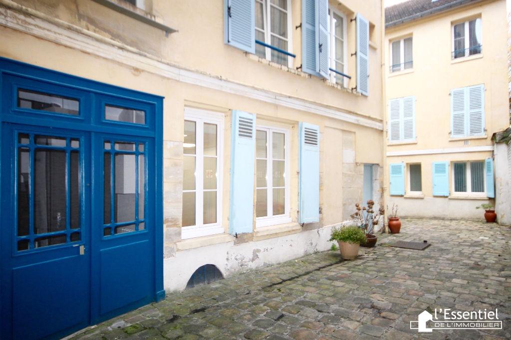 A vendre appartement 95 m2 –  SAINT GERMAIN EN LAYE