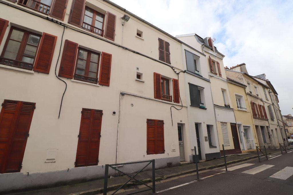 A vendre appartement 34 m2 –  MEULAN EN YVELINES