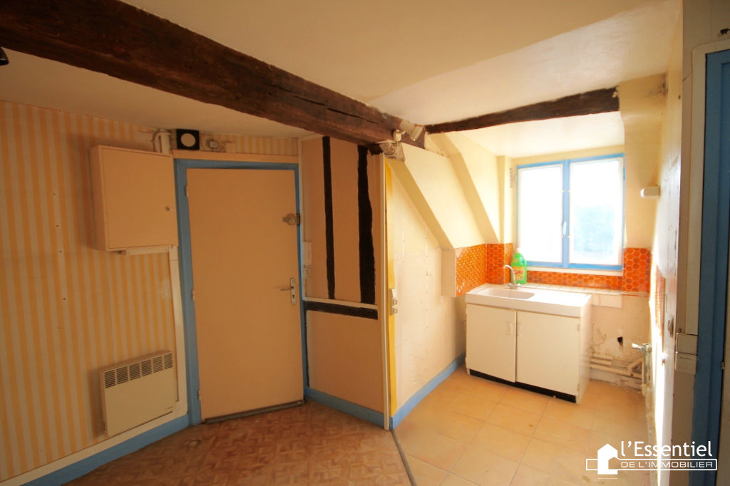 A vendre appartement 34 m2 –  MARLY LE ROI