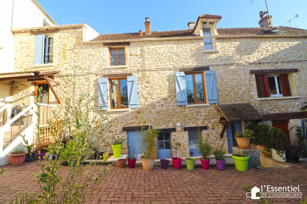 A vendre maison 81 m2 –  VAUX SUR SEINE