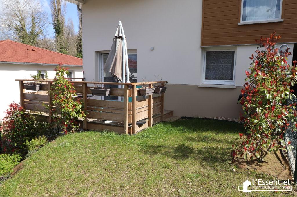 A vendre appartement 77 m2 –  VERNOUILLET