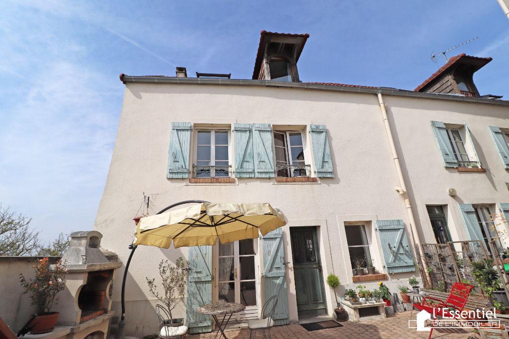 A vendre maison 83 m2 –  TRIEL SUR SEINE