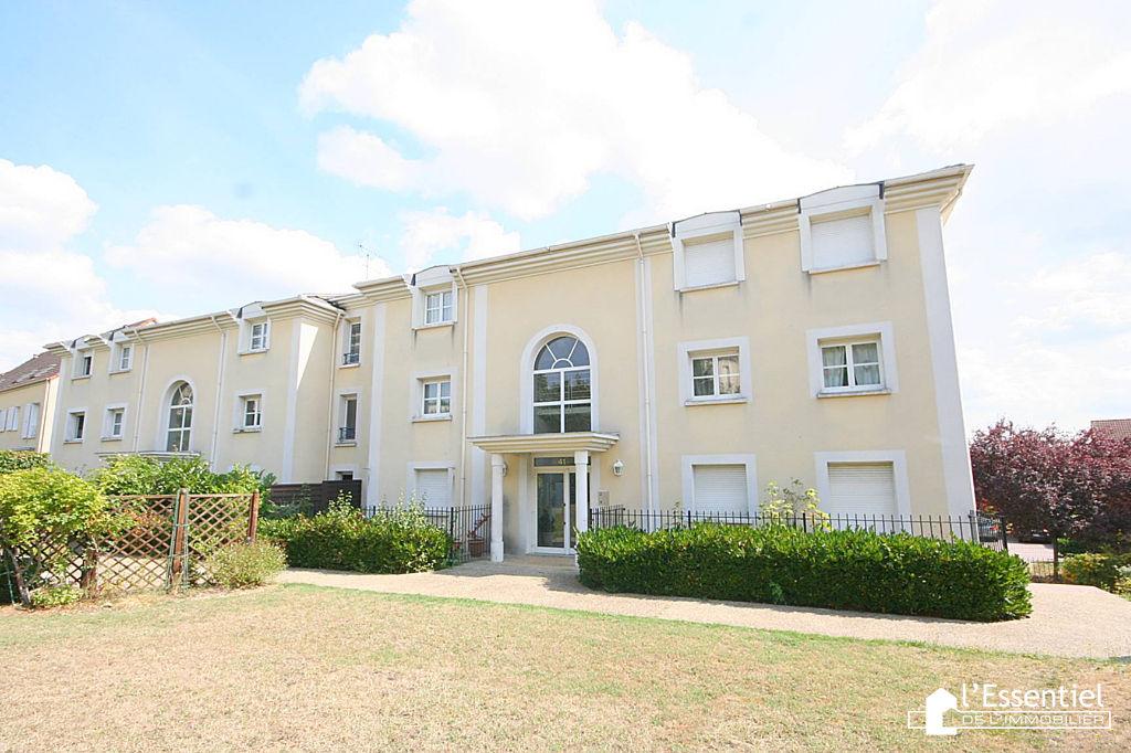 A vendre appartement 62 m2 –  CARRIERES SOUS POISSY