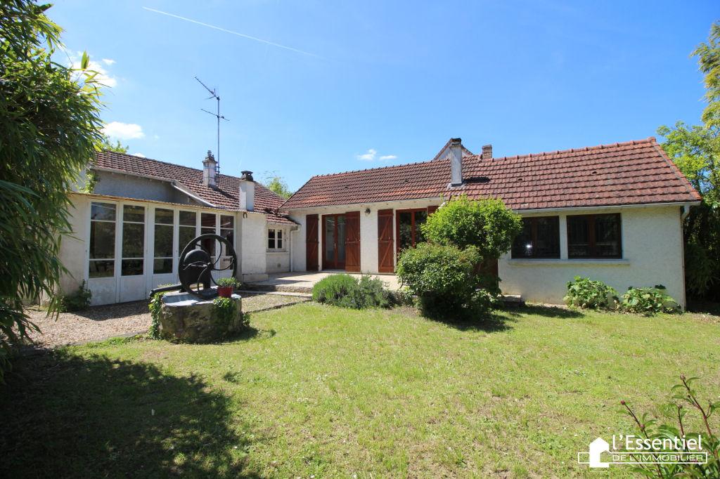A vendre maison 93 m2 –  VERNEUIL SUR SEINE