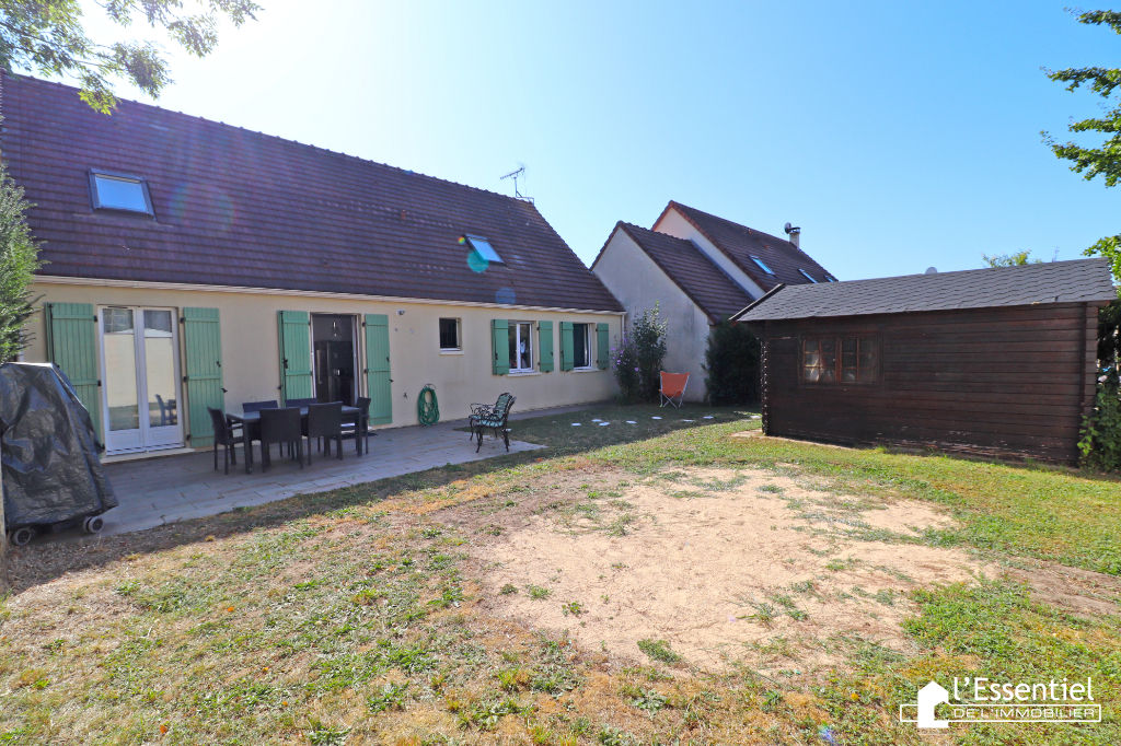 A vendre maison 150 m2 –  vaux sur seine