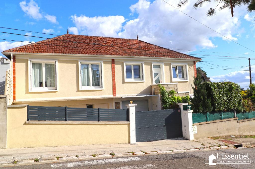 A vendre maison 101 m2 –  TRIEL SUR SEINE