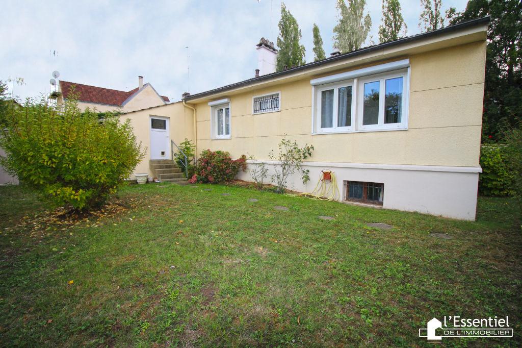 A vendre maison 81 m2 –  VERNEUIL SUR SEINE