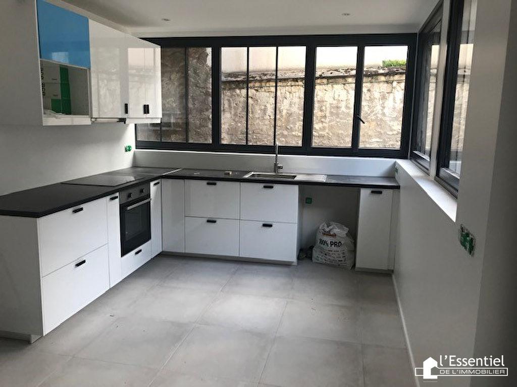 A louer maison 91 m2 –  VILLENNES SUR SEINE