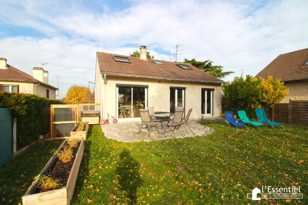 A vendre maison 115 m2 –  CHAPET