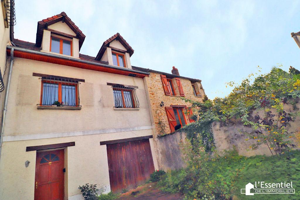 A vendre maison 90 m2 –  TRIEL SUR SEINE