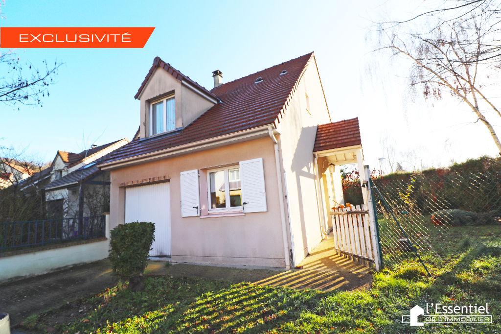 A vendre maison 100 m2 –  triel sur seine