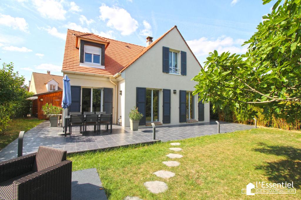 A vendre maison 110 m2 –  VERNOUILLET