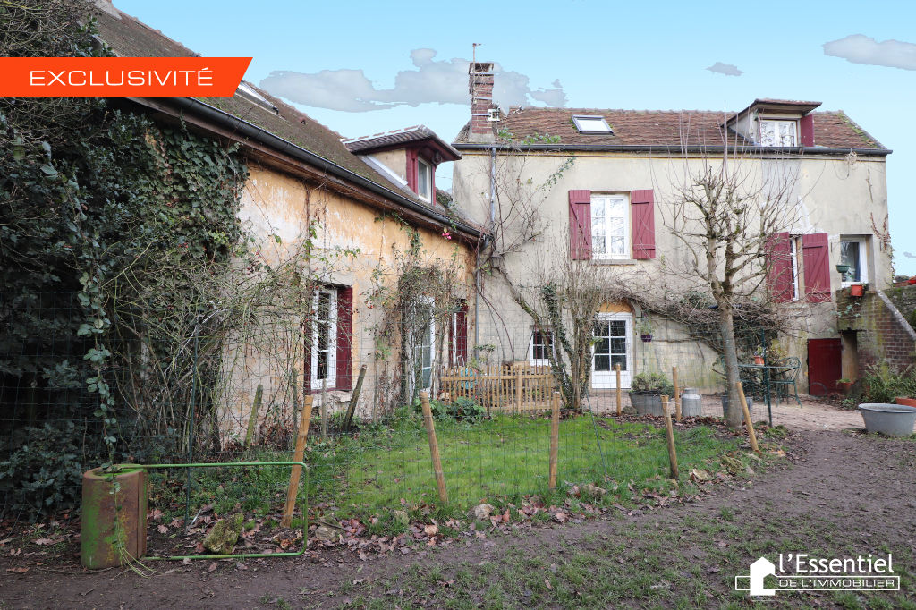 A vendre maison 108 m2 –  TRIEL SUR SEINE