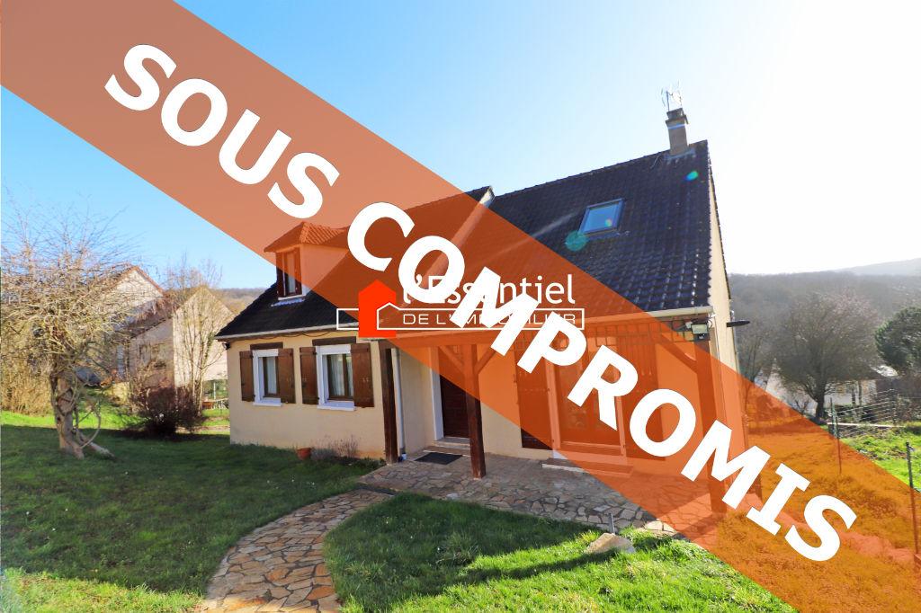A vendre maison 131 m2 –  VAUX SUR SEINE